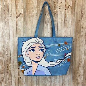 Disney Frozen 2 Danielle Nicole Elsa Tote Bag